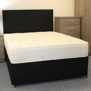 Divan Bed with Mattress