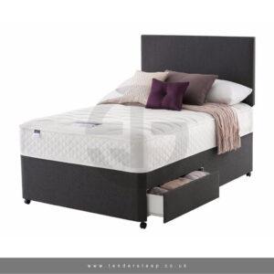 Divan Bed with 2000 Pocket Sprung Mattress