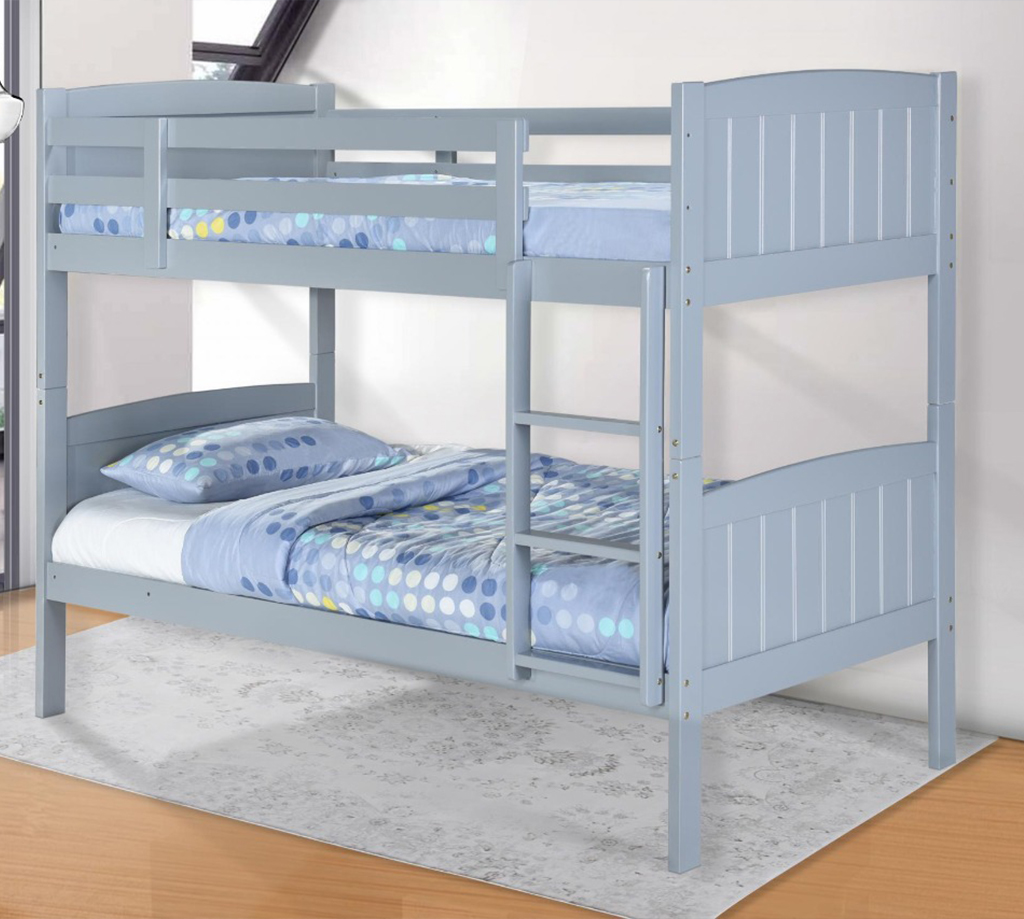 Picture of: Single Wooden Bunk Bed For Sale Free Delivery Tender Sleep Uk