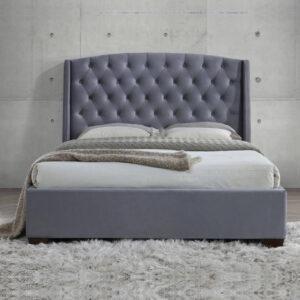 Balmoral Plush Velvet Bed
