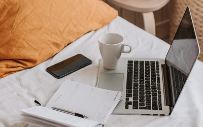 Working from home? Avoid Doing it in Bed