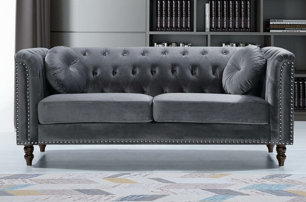 The Most Luxurious Types of Sofa Sets