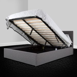 Elo Upholstered Ottoman Storage Bed